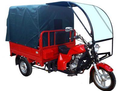 Кабина для трицикла Лифан Аякс 2