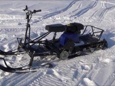 Лидер сигма 2 с лыжным модулем 8