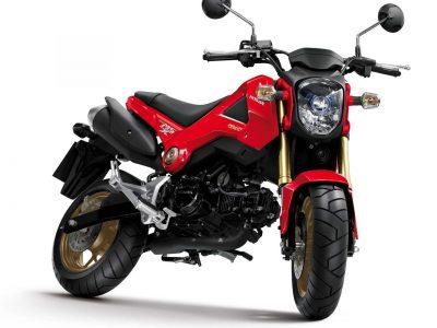 Мотоцикл MSX 125 сс XM