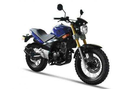 Мотоцикл RX200
