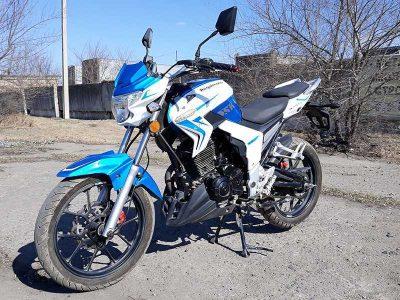 Мотоцикл Regulmoto SK200-10А 02