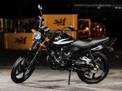 Мотоцикл YX 150-23 01