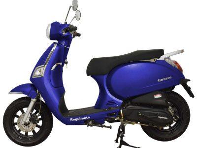 Скутер Regulmoto ESTATE 125 01