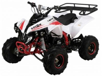 ATV Raptor LUX
