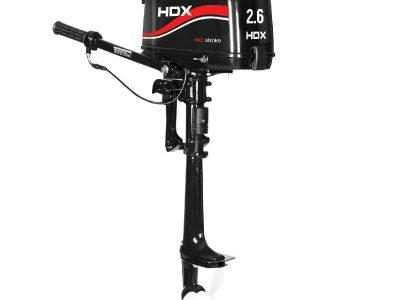 мотор 2-тактный HDX 01