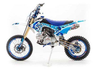 мотоцикл CRF 125 E 01