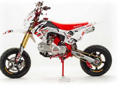 мотоцикл CRF 125 SM 01