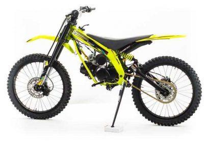 мотоцикл FX1 джампер 01