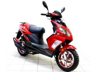 скутер Rapira Jet 01